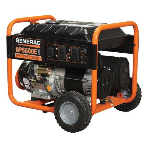 Generators & Accessories