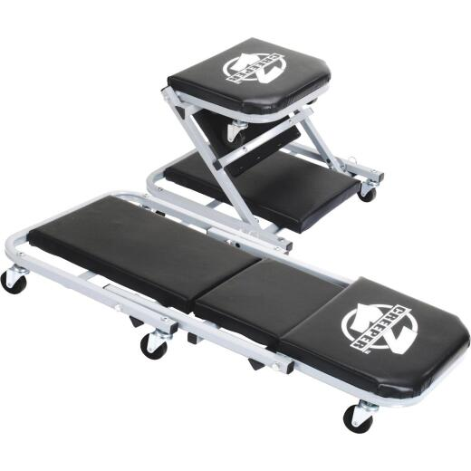 Creeper, Wheel Chock, & Dolly